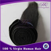 6A Unprocessed Indian/Brazilian/Malaysian/Peruvian velvet remy human hair