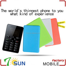 manufacturing M5 small size mobile phones