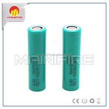 original 3.6v 3.7v lithium ion battery pack 18650