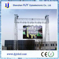 alibaba express new products p16 rgb outdoor full color stage background led digital screen