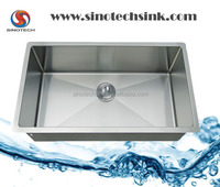 Unique Single Bowl 16 Gauge Stainless Steel Kitchen Sink