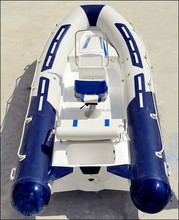 hot sale 4.7m RPR rigid inflatable boat for sale in China