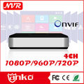 Más comprado 4ch hi tech cctv dvr con OEM software / hardware