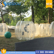 TPU High Quality Sports Toys Hot Sale Bubble Ball Soccer from China for Sale