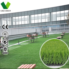 Natural Green Artificial Grass for Landscaping