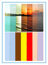 Colorful Switchable Transparent Film/Glass(C-STF/C-STG)