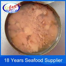 China supplier tuna can size