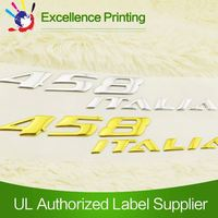 custom design cutting motor sticker