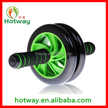 Fitness High Quality Double Ab Roller and AB Exercise Double Muscle Wheel Home Gym Exercise Wheel For Sale