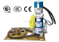 DC 500kg Rolling door opener / Side sliding motor