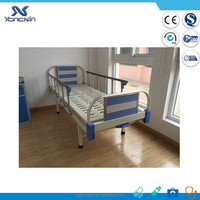 abs one crank used hospital beds for sale/manual hospital sickbeds