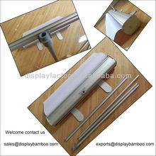 Advertisement example aluminum roll up standee roller banner