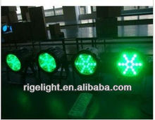 outdoor RGB 6kg 36*1W Par Can&led par light,cree light,lamp,led stage,led par 64,disco,dmx,zoom