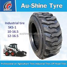 10-16.5 12-16.5 rim guard bobcat tire skid steer tire