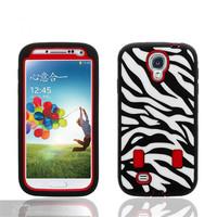 silicone rilakkuma combo phone case for samsung galaxy s/s4