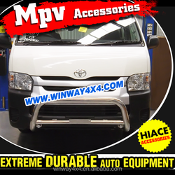 HIACE NUDGE BAR FOR 2005-2015 HIACE LWB SLWB