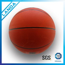 rubber official size 6 basketball