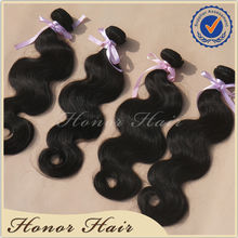 High Quality No Tangle No Shedding wholesale cheap human hair weft