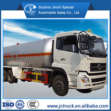 DongFeng 6X4 24.8cbm LPG gas tanker truck for sale