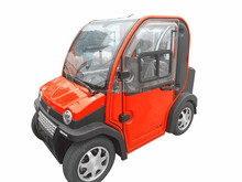 High Quality Electric Cargo Mini Vehicle/transport Car/cargo Van
