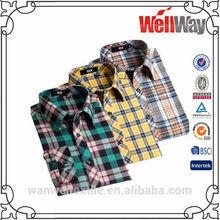 nuevo diseño impreso las mujeres orgánicos camisa de franela para la señora