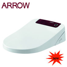 2013 ABS intelligent electric smart soft close toilet seat cover