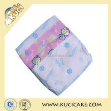 China manufacturer cheap disposable baby diapers good for skins in bulk