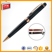Thanksgiving gift high range metal twist pen