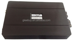 Class AB CAR AMPLIFIER GB-160.4 160Wx4CH Signal-to-noise over 90dB Signal Inputs RCA Amplifier Protection Input Sensitivity