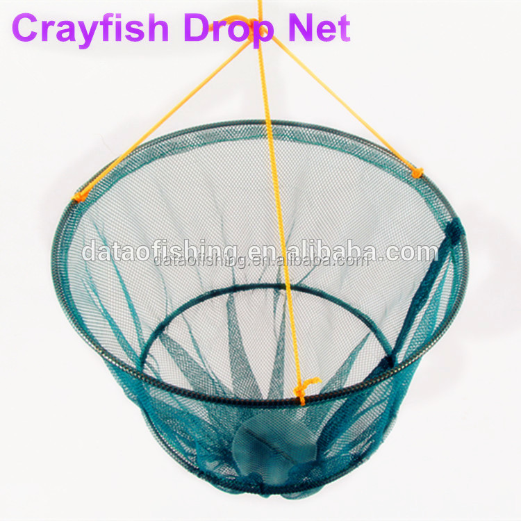 Wholesale commercial cotton drop net for Drop net fishing