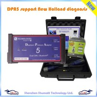 Diesel vehciles dianosis scanner DPA 5 The only tool now can support New Hol-land diagnosis if you have the diagnostic software