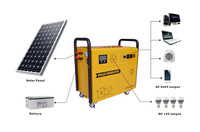 Low price 2000w home solar system with best deisgn