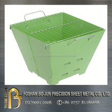 custom sheet metal garden bbq gril fabrication made in china
