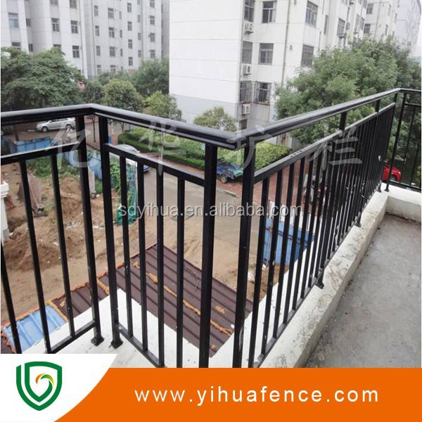 Modern Exterior Wrought Iron Stair Railings Buy Modern Exterior Wrought Iro