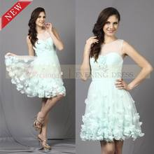 CY62458 Veiled Women Evening Dress For Teenagers