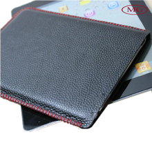 Handmade genuine leather tablet sleeve for ipad mini 4 case wholesale with small MOQ accpet Paypal