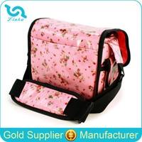 High Quality Laminated Canvas Fuji Instax Mini Camera Bag For Girls