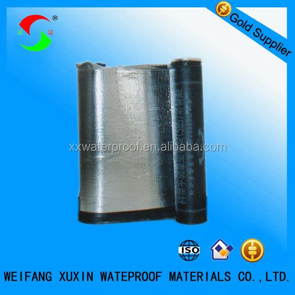 Chinese Famous Brand Cheap 2 3 4mm Sbs Bitumen Waterproof