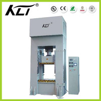 H frame drawing and stamping kitchen utensils hydraulic press machine for stainless steel sinks and pots hydraulic machinery