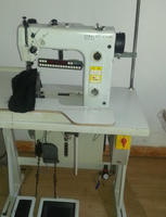 used shoe making suit sleeve sewing machine