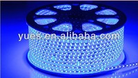 RGB LED Strip 5050 Flexible Light 14-16lm/LED 60pcs/m IP65 8.5W AC110-220V