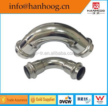 Forged fitting pipe elbow stainless steel