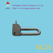 Die Casting Lock Body Part with CNC Machining