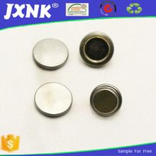 decoration hidden magnetic buttons for clothing