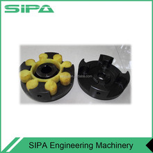 High Transmission flexible rubber coupling