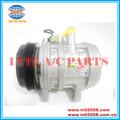 SP-08 720087 96858725 95485076 Compresor Delphi Aire Acondicionado Chevrolet Spark M200/M250/Mm13 2005>2010