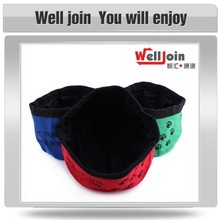 2015 new promotional products dog water bowl