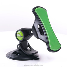 High Quality Flow Line Car Mount Sticky Phone Holder For All Mobile Phone