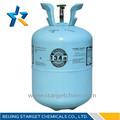Venta al por mayor el aire- acondicionado del cilindro de gas de hfc refrigerantes r134a agente de enfriamiento r134a refrigerante utilizado en equipos de refrigeración un/c