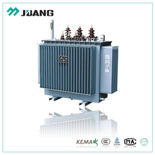 China supply 400kva 10kv copper coil oil-filled electric transformer